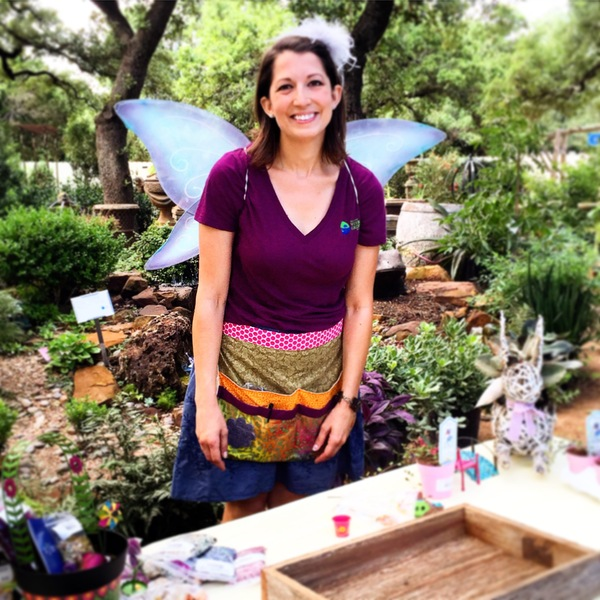 Emily Has Put Together Four Fairy Garden Workshops For This Summer!